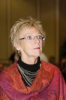 Montreal (QC) CANADA, March 10, 2008 -<br /> <br /> Francoise Bertrand, CEO, Federation des Chambres de Commerce du Quebec