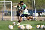 Getafe CF's Jose Antonio Miranda during training session. August 26,2021.(ALTERPHOTOS/Acero)