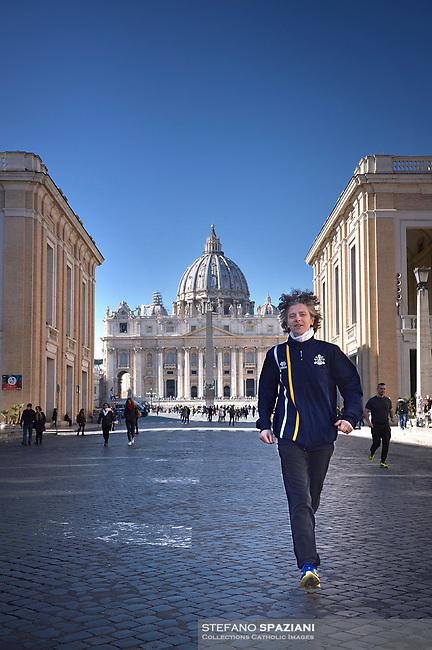 Sister Marie Théo, Athletica Vaticana29 January 2019