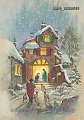 Sue Allison, HOLY FAMILIES, paintings, BRTOCH08568,#XR# Weihnachten, Navidad, illustrations, pinturas