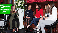 Picture by SWpix.com - 07/03/2018 - Cycling - 2018 OVO Energy Women's Tour Launch - Westminster, London, England - <br /> Rebecca Charlton