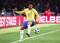 Marcelo (Brasilien Brasilia) - 27.03.2018: Deutschland vs. Brasilien, Olympiastadion Berlin