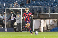 EAST HARTFORD, CT - JULY 1: Abby Dahlkemper #17 of the United States during a game between Mexico and USWNT at Rentschler Field on July 1, 2021 in East Hartford, Connecticut.