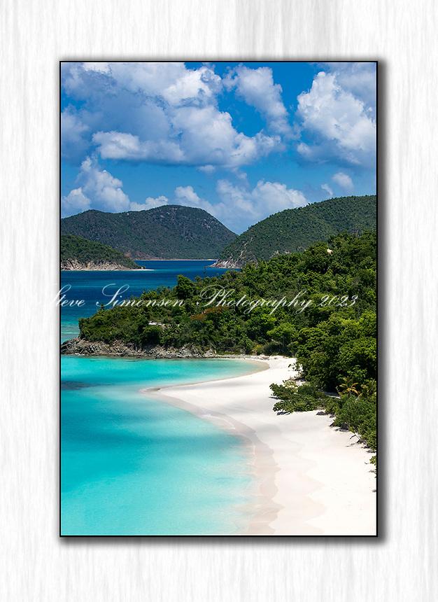 Trunk Bay Day<br /> St. John<br /> Virgin Islands