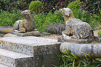 Royaume-Uni, îles Anglo-Normandes, île de Guernesey, Castel : Saumarez Park// United Kingdom, Channel Islands, Guernsey island, Castel : Saumarez Park
