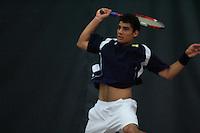 2009 NCAA Men's Tennis Round 1 ND