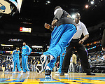 The New Orleans Hornets fall to the Minnesota Timberwolves, 104-92, in NBA action played at the New Orleans Arena.  Images within this gallery are not available for purchase or redistribution and appear solely as a representation of my photography.