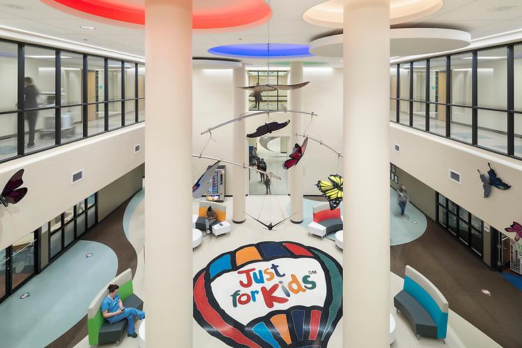 Norton Children's Hospital Renovation | Design Group