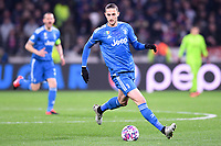 25 ADRIEN RABIOT (JUV)<br /> Lyon 26/02/2020 OL Stadium Decines <br /> Football Champions League 2019//2020 <br /> Round of 16 1st Leg <br /> Olympique Lionnais Lyon - Juventus <br /> Photo Philippe LECOEUR/Panoramic/Insidefoto