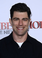Max Greenfield @ the premiere of 'Barber Shop The Next Cut' held @ the Chinese theatre.<br /> April 6, 2016