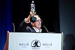 American director Ruggero Deodato receive the Maria Honorifica Award at Festival de Cine Fantastico de Sitges in Barcelona. October 11, Spain. 2016. (ALTERPHOTOS/BorjaB.Hojas)