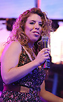 """Kristin Hanggi during the tech rehearsal for """"Rock of Ages"""" 10th Anniversary Production on June 13, 2019 at the New World Stages in New York City."""