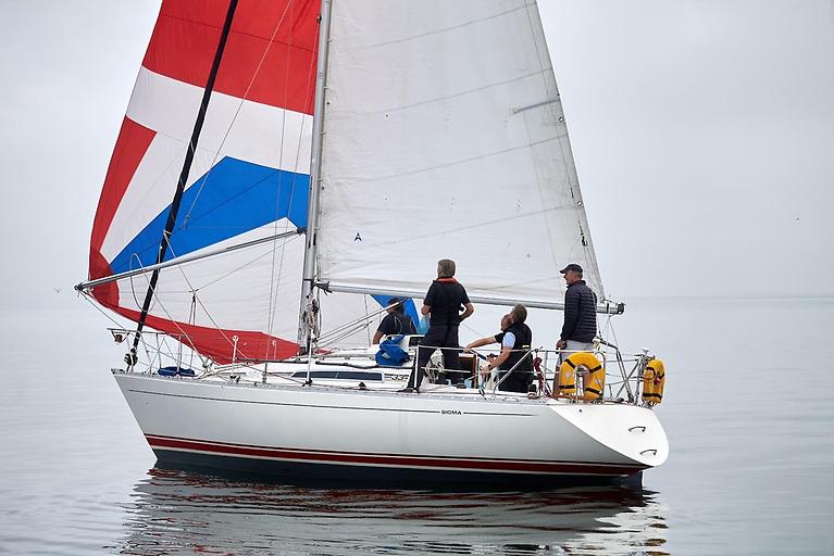 Belfast Lough Sigma 33 Wins Glenarm Sailing Challenge