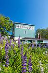 The Opera House in Stonington, Maine, USA