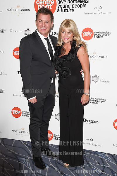 Shane Ritchie arrives for The Downton Abbey Ball 2015 in aid of Centrepoint charity at the Savoy Hotel, London. 30/04/2015 Picture by: Steve Vas / Featureflash
