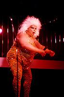 DIVINE au Pow Wow, 6 mai 1987