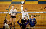 Western Illinois at South Dakota State University Volleyball