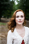 May 4, 2009. Raleigh, NC.. Actress Evan Rachel Wood on and around the set of her brother, Ira David Wood IV's, production of Romeo and Juliet for Theater in the Park.