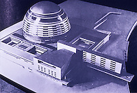 Russia:  Entry 1st Competition for Palace of Soviets 1932.  Moses Ginzburg and G. Hassenpflug.