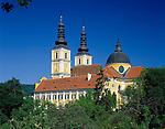 Austria, Styria, Graz: Wallfahrtskirche Mariatrost