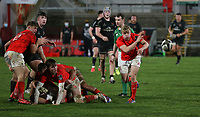12 December 2020; Ben Murphy during the A series inter-pros series 20-21 between Ulster A and Munster A at Kingspan Stadium, Ravenhill Park, Belfast, Northern Ireland. Photo by John Dickson/Sportsfile