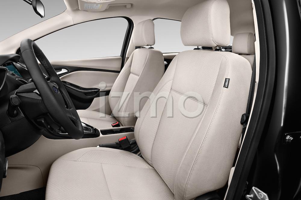 Front seat view of 2016 Ford Focus 5-Door-Hatch-Electric 5 Door Hatchback Front Seat  car photos