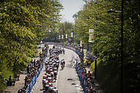 peloton up the Cauberg<br /> <br /> 54th Amstel Gold Race 2019 (1.UWT)<br /> One day race from Maastricht to Berg en Terblijt (NED/266km)<br /> <br /> ©kramon