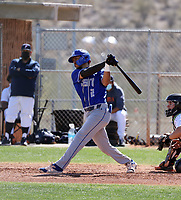 Johnny Cuevas - 2021 College of Southern Nevada Coyotes (Bill Mitchell)