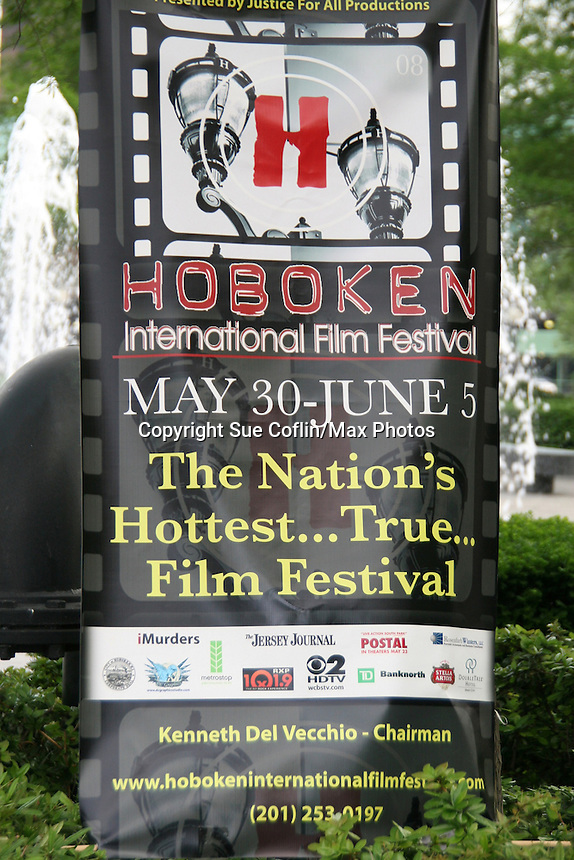 at the Gala Awards Ceremony of the 2008 Hoboken International Film Festival which concluded  with Billy Dee Williams being presented the Lifetime Achievement Award and then nominees and winners were announced on June 5, 2008 at Pier A Park, Hoboken, New Jersey.  (Photo by Sue Coflin/Max Photos)