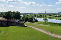 An der Neris in Kaunas, Litauen, Europa