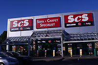 Retail : Shops : SCS<br /> Sofa Carpet Specialist retail store in UK.