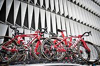 Stage 13: Bilbao to Los Machucos to Monumento Vaca Pasiega (166km)<br /> La Vuelta 2019<br /> <br /> ©kramon