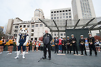 2012 Kraft Fight Hunger Bowl Festivities