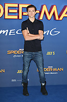 "Tom Holland<br /> at the ""Spider-Man:Homecoming"" photocall at the Ham Yard Hotel, London. <br /> <br /> <br /> ©Ash Knotek  D3281  15/06/2017"