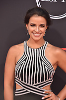 LOS ANGELES, USA. July 10, 2019: Victoria Arlen at the 2019 ESPY Awards at the Microsoft Theatre LA Live.<br /> Picture: Paul Smith/Featureflash