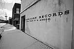 The old Capricorn Records office at 535 Cotton Ave., Macon, Ga. Capricorn served as the record label for the Allman Brothers Band, Wet Willie, the Marshall Tucker Band and many other Southern Rock acts in the 1970s. May 25, 2009.