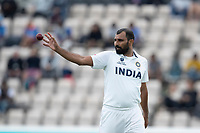 Mohammad Shami, India during India vs New Zealand, ICC World Test Championship Final Cricket at The Hampshire Bowl on 20th June 2021