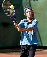 09-08-10, Tennis, Lisse, NJK 12 tm 18 jaar,  Tijn Eleveld