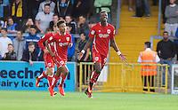 Wycombe Wanderers v Bristol City 09.08.2016