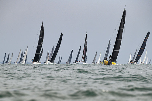 80 boats for the 2021 RORC Channel Race