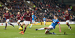 Lee Wallace and Andraz Struna