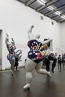 Niki de Saint Phalle, Kunsthalle in Helsinki, Finnland