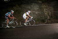 Philippe Gilbert (BEL) trying to break free from the pack<br /> <br /> Belgian Championchips 2013