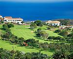 "Spanien, Kanarische Inseln, Gran Canaria, Bandama: ""Koeniglicher Golfclub"" - Real Club de Golf de Las Palmas -, aeltester Golfclub Spaniens, gegruendet 1891 | Spain, Canary Island, Gran Canaria, Bandama: Las Palmas Royal Golf Club, one of the leading Spanish clubs,  inaugurated in 1891"