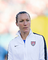 Jill Loyden.  The USWNT defeated Scotland, 4-1, during a friendly at EverBank Field in Jacksonville, Florida.