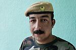 22/07/14  Iraq -- Daquq, Iraq -- A portrait of Awat Ahmad.