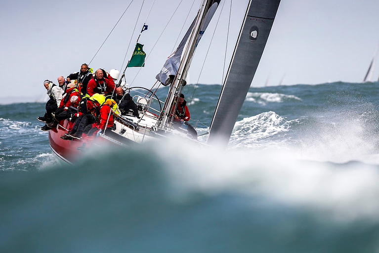 Ross Applebey's Oyster 48 Scarlet Oyster © Paul Wyeth/RORC
