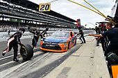 NASCAR XFINITY Series<br /> Lilly Diabetes 250<br /> Indianapolis Motor Speedway, Indianapolis, IN USA<br /> Saturday 22 July 2017<br /> Erik Jones, GameStop/Nerf Toyota Camry<br /> World Copyright: Rusty Jarrett<br /> LAT Images