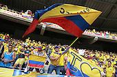 Hinchas de Colombia antes del partido contra Peru  en el Estadio Metropolitano Roberto Melendez de Barranquilla el  8 de octubre de 2015.<br /> <br /> Foto: Archivolatino<br /> <br /> COPYRIGHT: Archivolatino<br /> Prohibido su uso sin autorización.