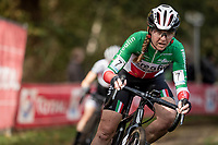 Italian Champion Eva Lechner (ITA/Creafin-TuvSud)<br /> <br /> Womens Race<br /> 42nd Superprestige cyclocross Gavere 2019<br /> <br /> ©kramon
